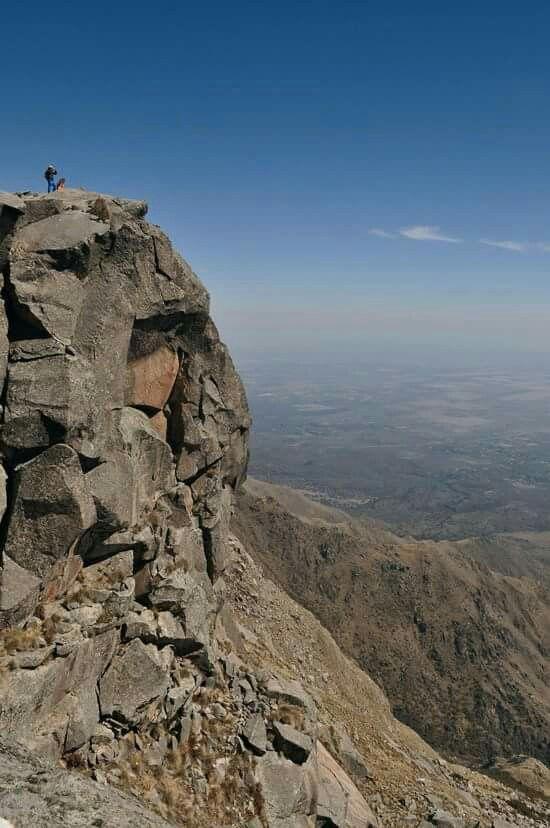 Cerro Champaqui. 2790 metros. Cordoba. Argentina