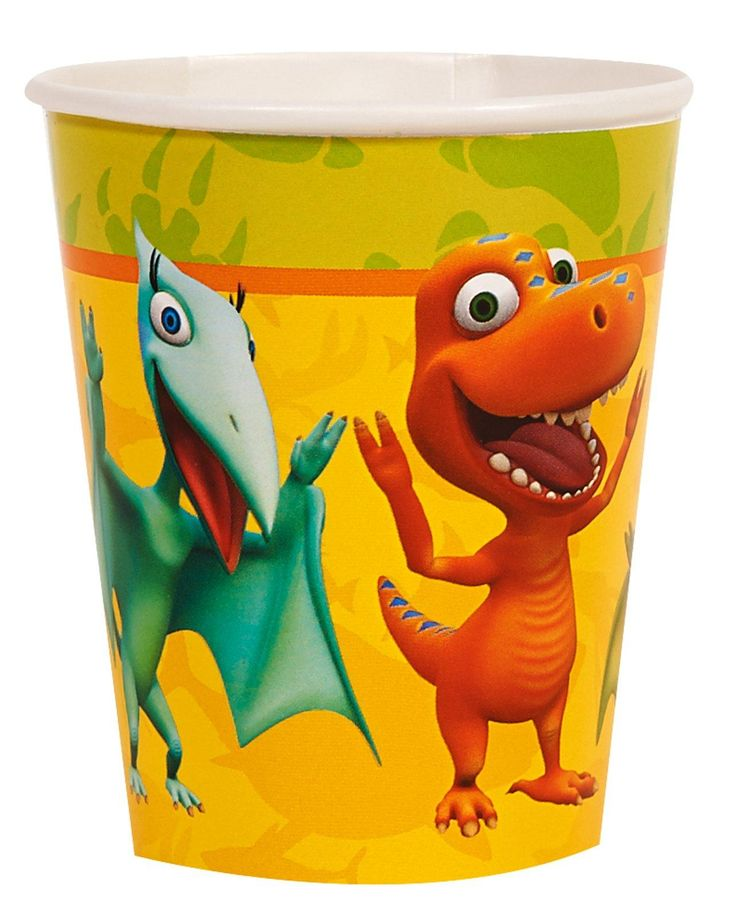 Cool Party Supplies Dinosaur Train 9 oz. Paper Cups (8) just added...