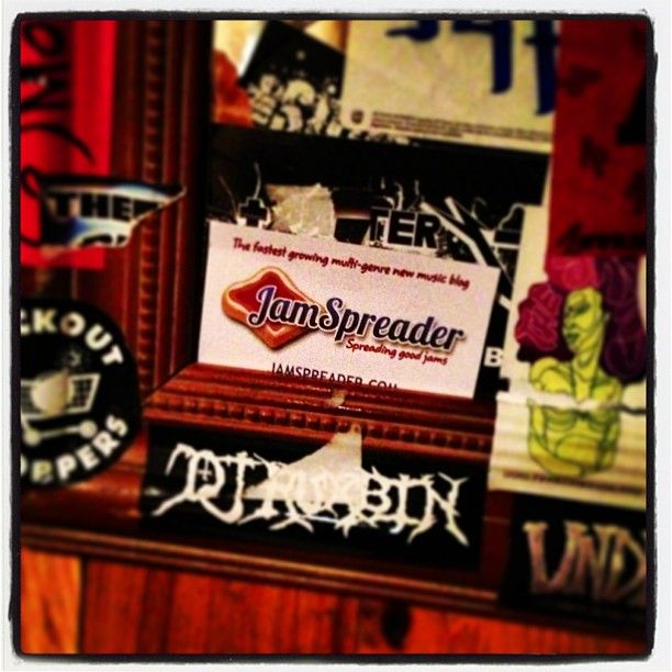 We made our mark! #music #rock #punk #indie #jams