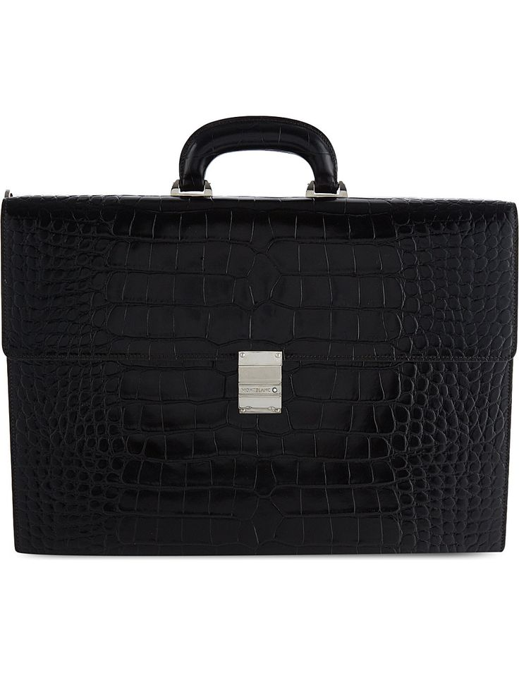 MONTBLANC Meisterstück selection double gusset briefcase
