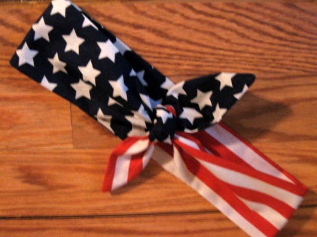 Excited To Share Favorite To My Etsy Shop 4th Of July Womens Headband Woman Hair Scarf American Fla Usa Headbands American Flag Dress American Flag Clothes