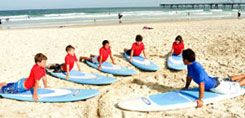 Gold Coast Surf School. Learn to surf