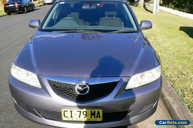 2005 Mazda 6 Sedan #mazda #mazda6 #forsale #australia