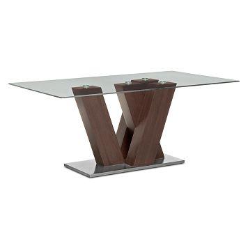 Hartley Merlot Dining Room Table | Furniture.com $323.99