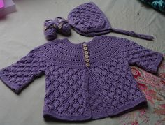 We Like Knitting: Lucille - Free Pattern