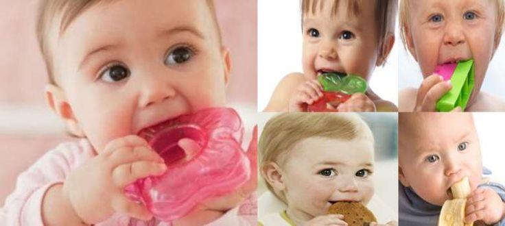 Sorprendentes 17 Remedios caseros y medicinales para la dentición de nuestros hijos o hijas :3 .Compártelo.!!