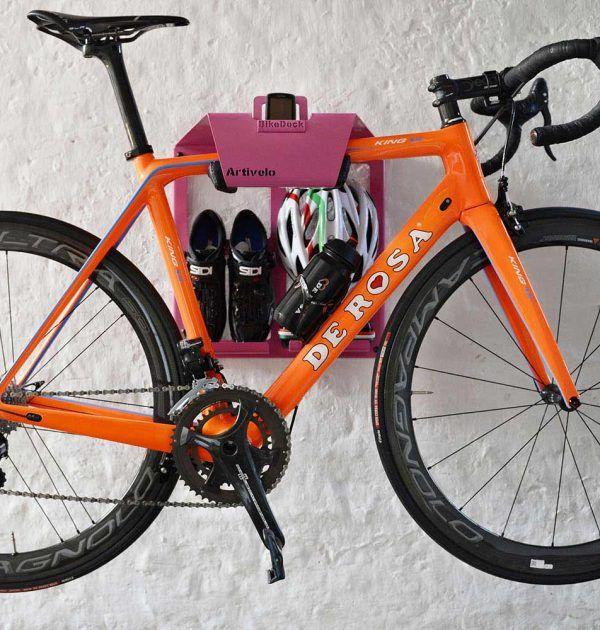 Fiets Hanger BikeDock Loft Rosa