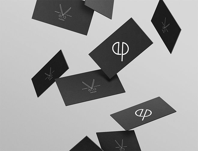 ep logo and business cards by cocorrina