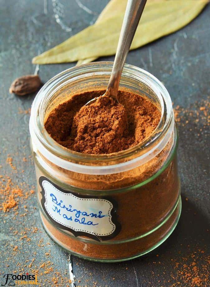 Biryani Masala Powder Recipe Biryani Masala Powder Video Foodies Terminal Rezept