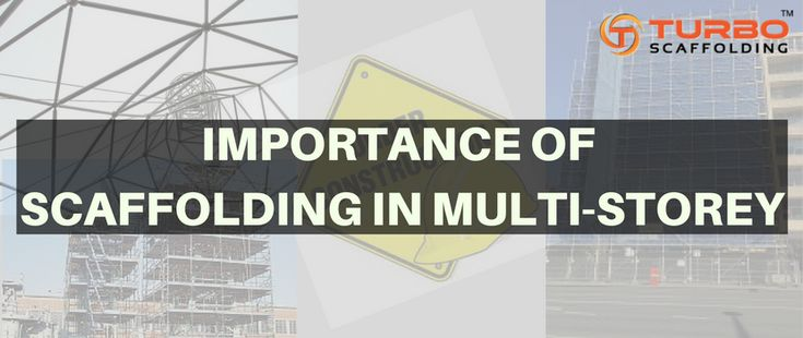 The Significance of Meticulous & Well-Organised Scaffolding in Multi-Story Buildings. #Scaffold #Sydney #Australia #Construction #Renovation