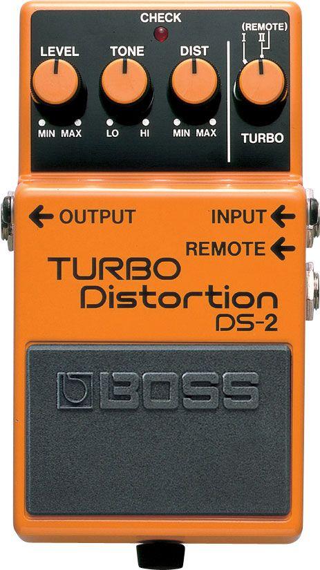 BOSS - DS-2 | Turbo Distortion