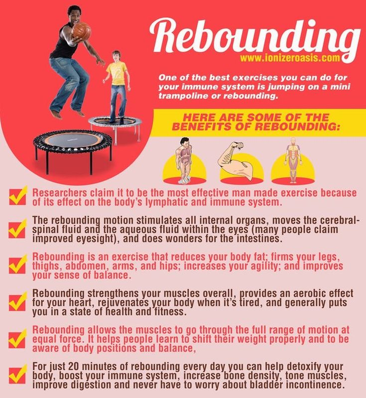 13 Best TRAMPOLINE WORKOUTS Images On Pinterest
