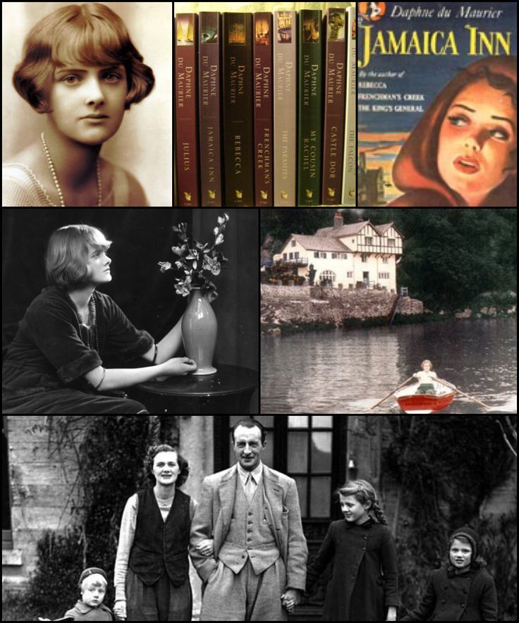 Dame Daphne du Maurier, Lady Browning DBE (/ˈdæfni duː ˈmɒri.eɪ/; 13 May 1907 – 19 April 1989) was an English author and playwright. Many of her works have been adapted into films, including the novels Rebecca (the film adaptation of which won the Best Picture Oscar in 1941) and Jamaica Inn and the short stories The Birds and Don't Look Now.