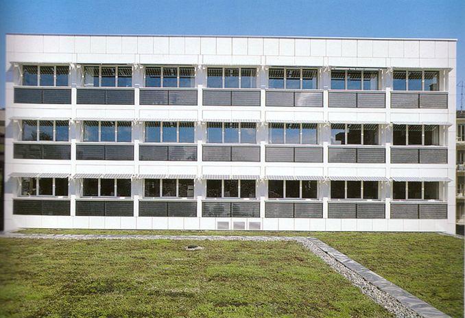 FEAT Building_Lugano
