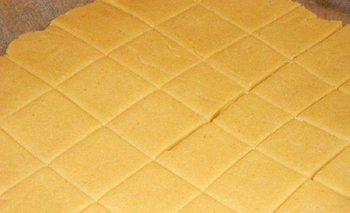 Печенье из 4-х ингридиентов