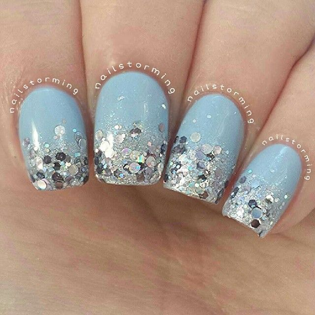 16 Super Cool Ombre Gradient Nail Art Tutorials: 17 Best Images About Nail Art On Pinterest