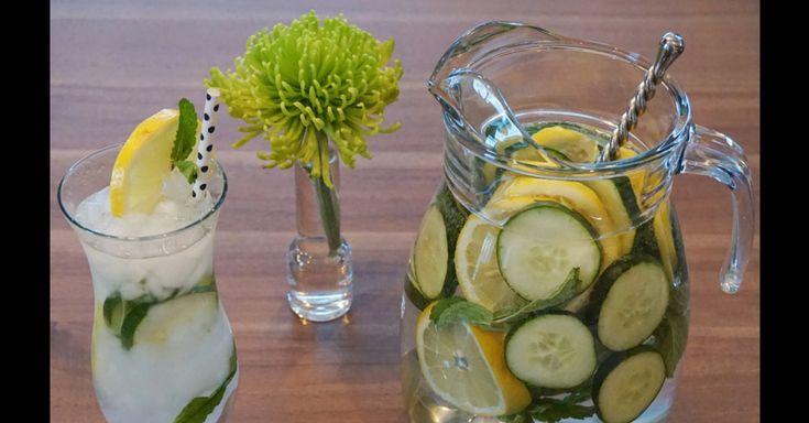 Au moyen d'une simple boisson qui va vous rafraîchir, vous pouvez réduire les dépôts de graisse accumulée sur les endroits stratégiques du corps. Ingrédients: 8 verres d'eau 1 cuillère à soupe de racine de gingembre râpé 1 concombre frais moyen, pelé et coupé en fines lamelles 1 citron de taille moyenne, coupé en morceaux 12 feuilles …