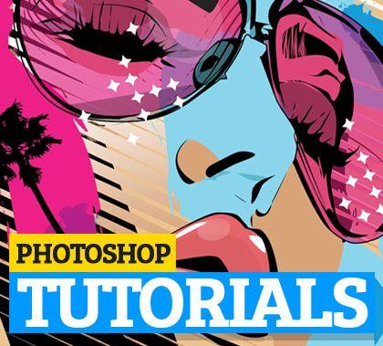 New Adobe Photoshop Tutorials