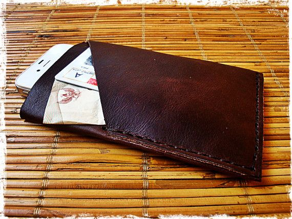 100% Real Leather and Handmade Pouch lipat legit by HandMacraft