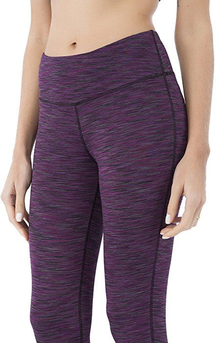 639e80432f94a Queenie Ke Women Power Flex Yoga Pants Workout Running Tights Plus Size  Leggings Size XL Color
