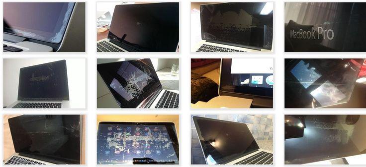 Staingate Plagues Apple MacBook Pro