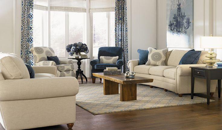 I Need a La-Z-Boy Room Makeover - Home Design - Living Room Furniture - Home Improvement - Add color to a room