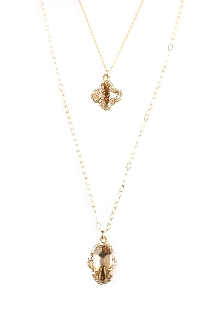 A unique Xmas gift for her ! Gold Hamsa and Cross Layering Necklace, Swarovski pendants , Can be worn separately