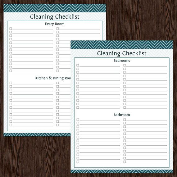 1000+ Ideas About Room Cleaning Checklist On Pinterest