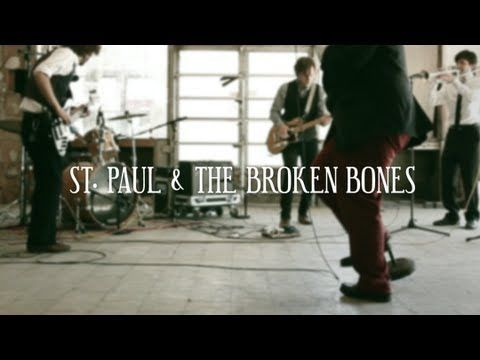 ▶ St. Paul and the Broken Bones - Call Me - YouTube