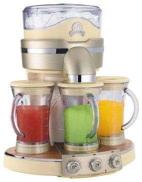 Margaritaville Tahiti Frozen Concoction Maker contemporary small kitchen appliances