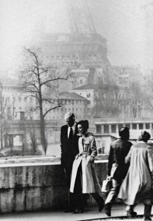 Hubert de Givenchy Audrey Hepburn et Paris