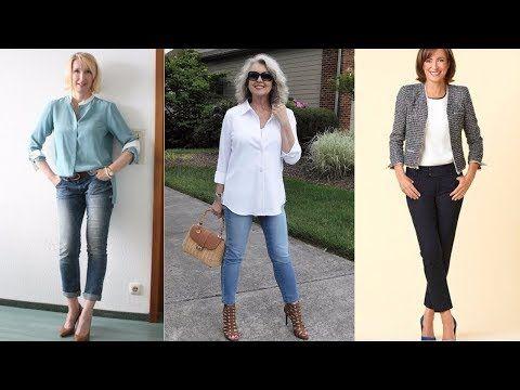 Vestidos casuales para mujeres de 60