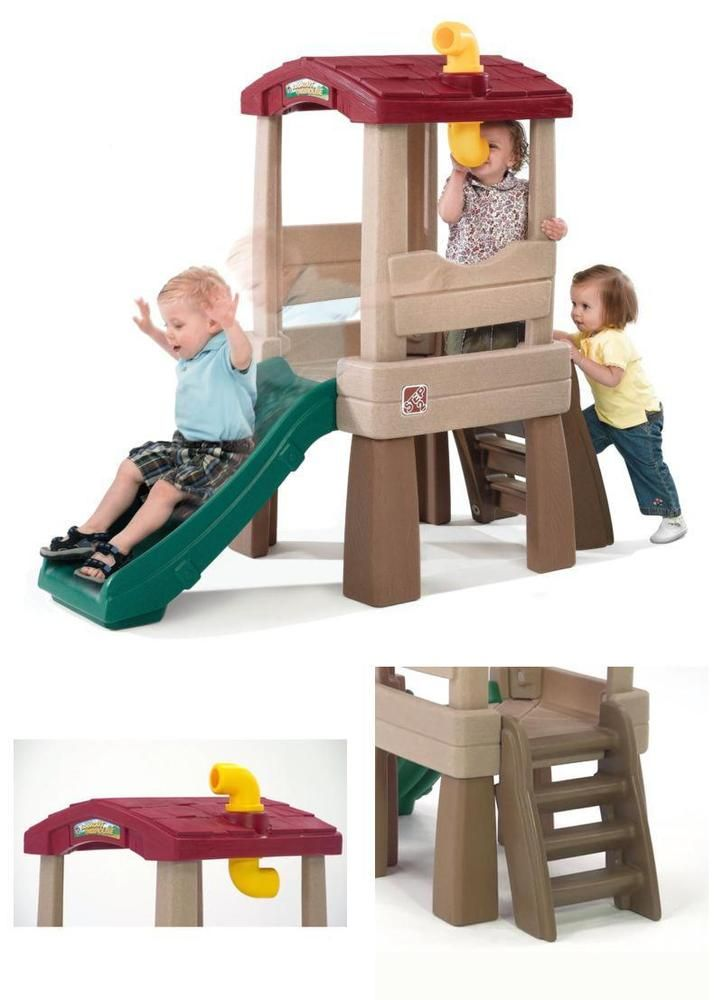 Kids Toys Treehouse Slide Periscope Outdoor Children Fun Toy Climber Realistic #Step2=> Easy & pleasant transaction => Quick delivery => 100% Feedback =>http://bit.ly/24_hours_open ,#24_hours_open,#Kids,#Toys,#Realistic,#Activity,#Wood
