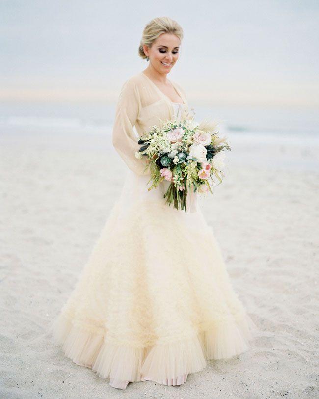 Shipwrecked Winter Beach Wedding: Cortnie + Donny – Part 1 | Green Wedding Shoes Wedding Blog | Wedding Trends for Stylish + Creative Brides