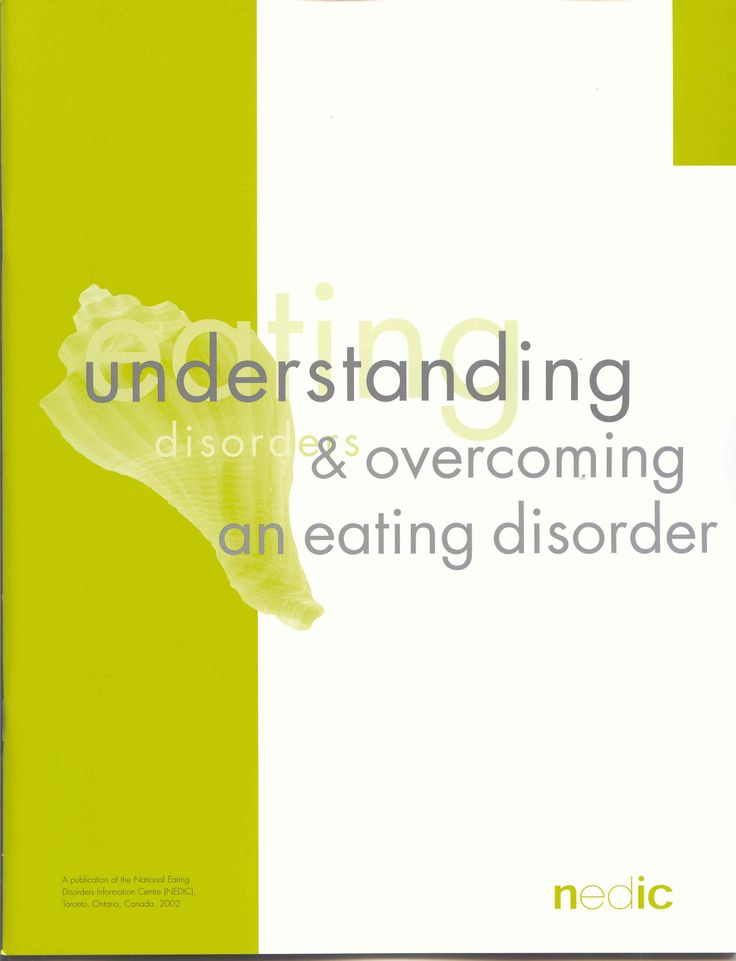 Looking for more information about eating disorders? Check out our resource manuals, available in French or English: http://nedic.ca/store/manuals