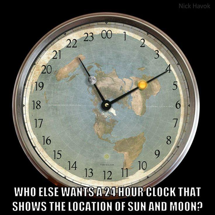 The Flat Earth Truth (@asweetyam) | Twitter