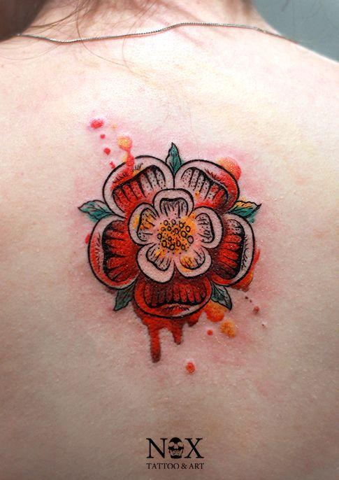 Tudor rose by mattynox.deviantart.com on @deviantART