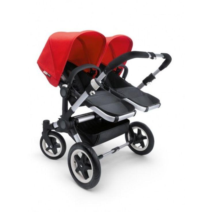 Olá gente! Hoje quero mostrar para vocês o mais adorável de todos os carrinhos para as futuros pais de gêmeos ou para pais que já tem um bebê e outro a caminho, BUGABOO DONKEY Esse carrinho cresce, encolhe, se transforma em dois: é o TRANSFORMERS dos carrinhos de bebê. Isso tudo com apenas 3 clicks e ele
