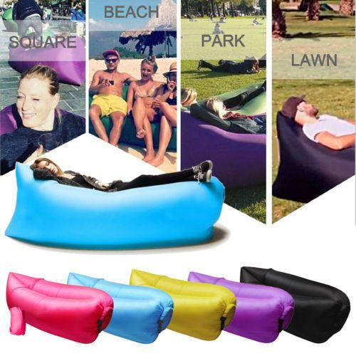 Sofa Sale Laysack bed hangout festival camping holiday lamzac laybag kaisr air bed sofa