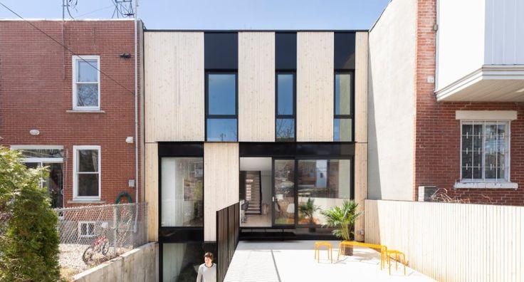 Maison à étages à vendre à Rosemont/La Petite-Patrie (Montréal), 23561851 - Via Capitale