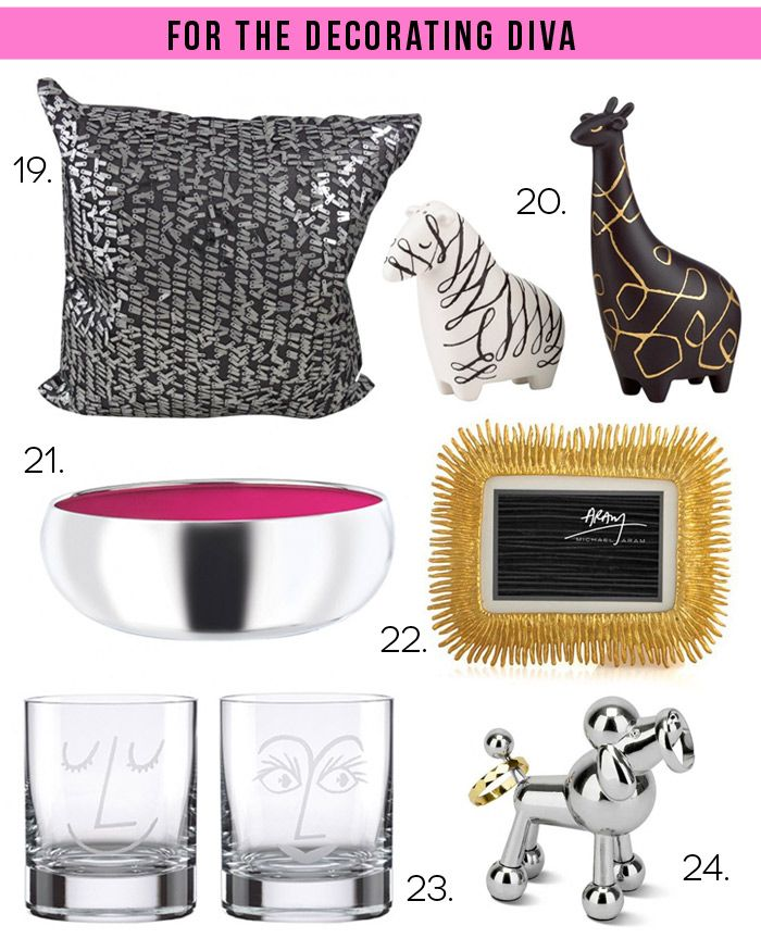 Mother's Day Gift Guide (For the Decorating Diva)