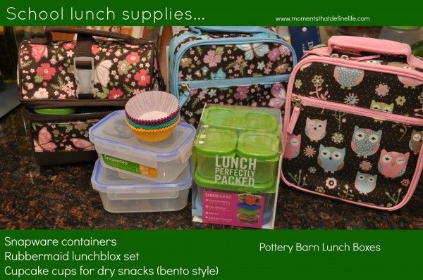 Beyond Bologna: Let's Get Our Act Together! {Healthy School Lunches} | Moments that Define Life