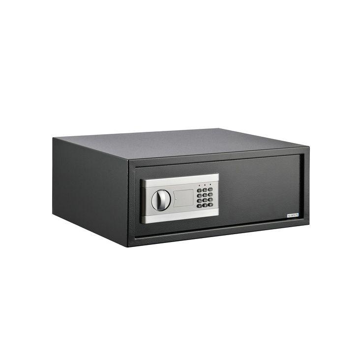 Stalwart Electronic Steel Digital Safe, Black