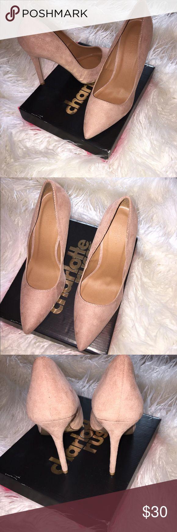 Brand new cream pumps Brand new Shoes Heels