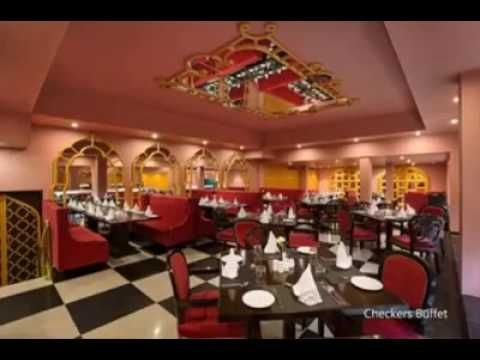 Watering Food of Mughal Restaurant and Bar at Hotel Clarks Shiraz, Agra