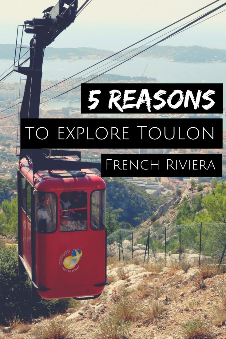 5 reasons to explore Toulon on the French Riviera, my new scuba home in France – A city-break and a scuba diving adventure in the South of France – World Adventure Divers – Read more on https://worldadventuredivers.com/2017/06/30/5-reasons-to-explore-toulon-france/