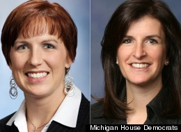 Michigan Woman Lawmakers Silenced By GOP After Abortion Debate 'Temper Tantrum'