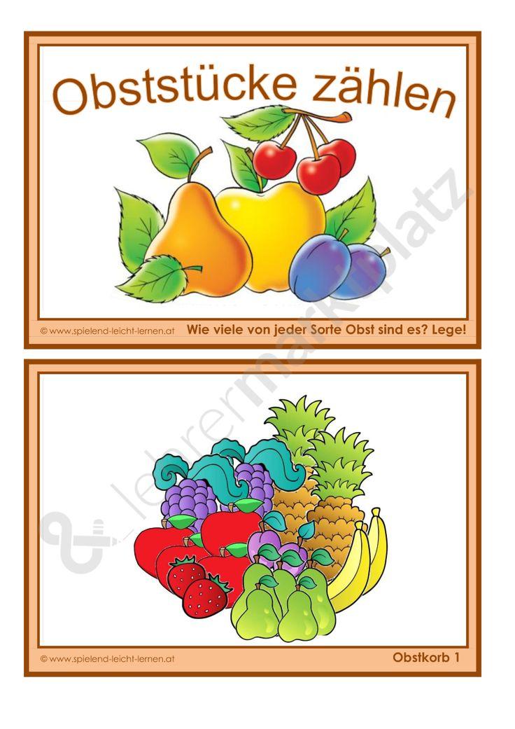 43 best Unterrichtsmaterial zu Obst & Gemüse images on Pinterest ...