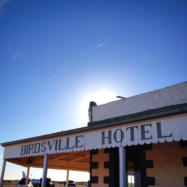 A true outback and Australian icon. (Unfortunately there's orange plastic fencing around it...just put up today). #birdsvillehotel #birdsville #iconsoftheoutback #australianicon #outbackqueensland #thisisqueensland #seeaustralia #bluedogphotography #travel2next by ozmeagan