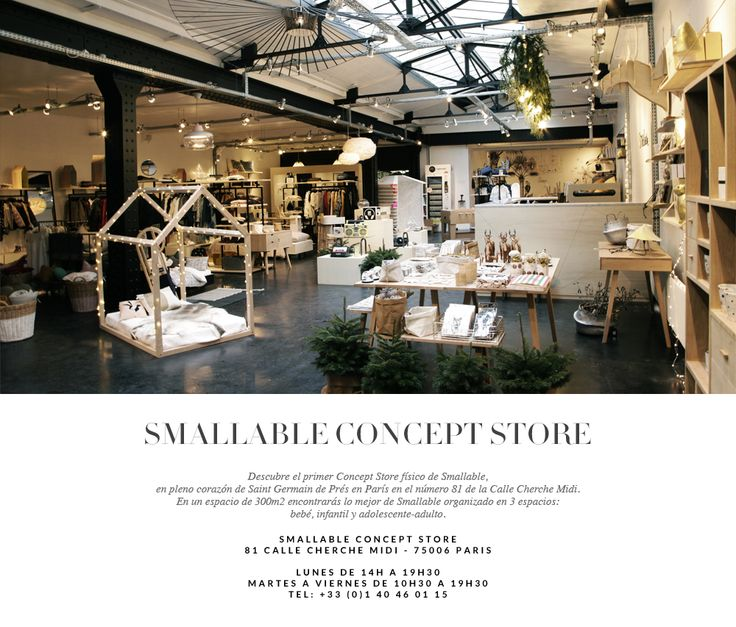 Boutique Smallable Paris